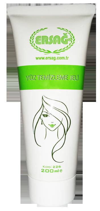 ERSA� Y�Z TEM�ZLEME JEL�(200 ML.)