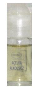 TESTIR A�ELYA BAYAN PARF�M (ALKOLS�Z) 5 cc.