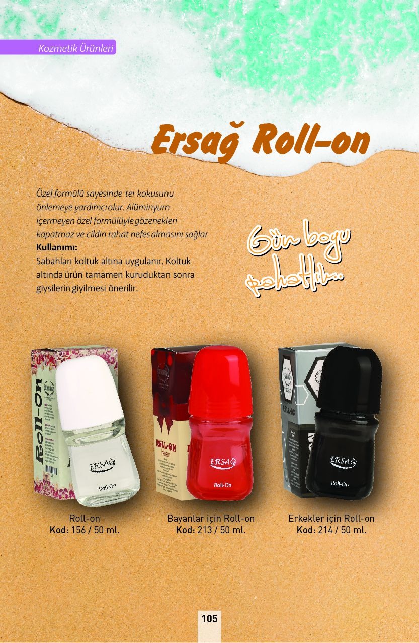 Ersağ Roll-on